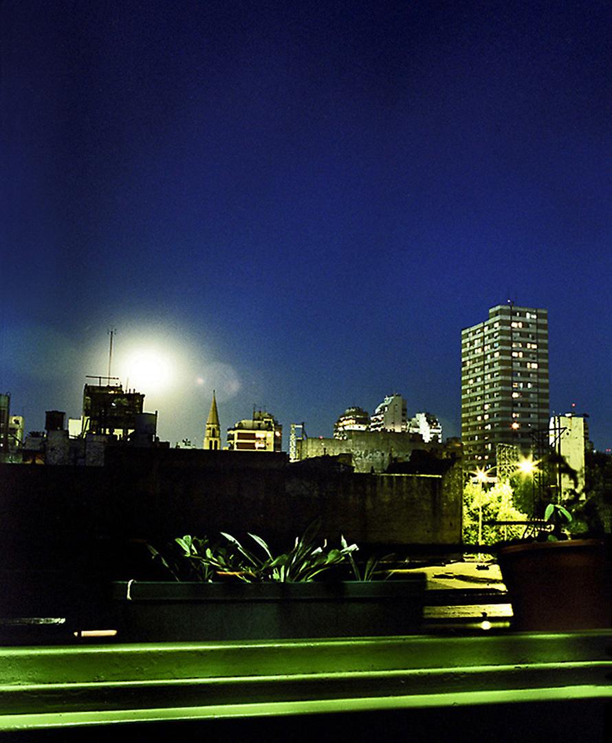 Paisaje de Buenos Aires