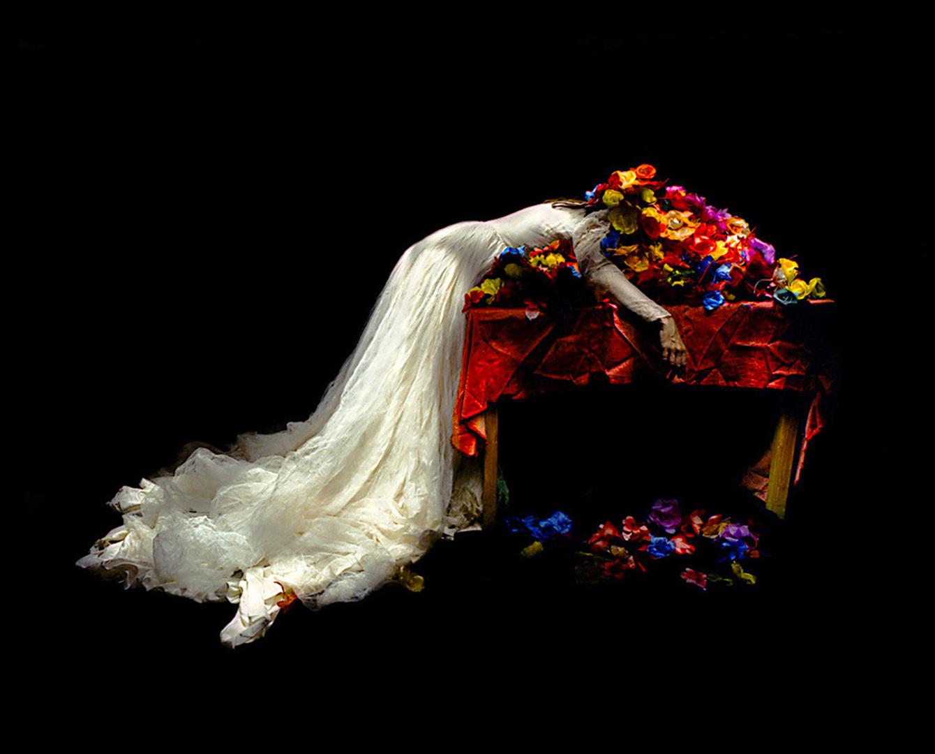 La novia muerta / The dead bride.