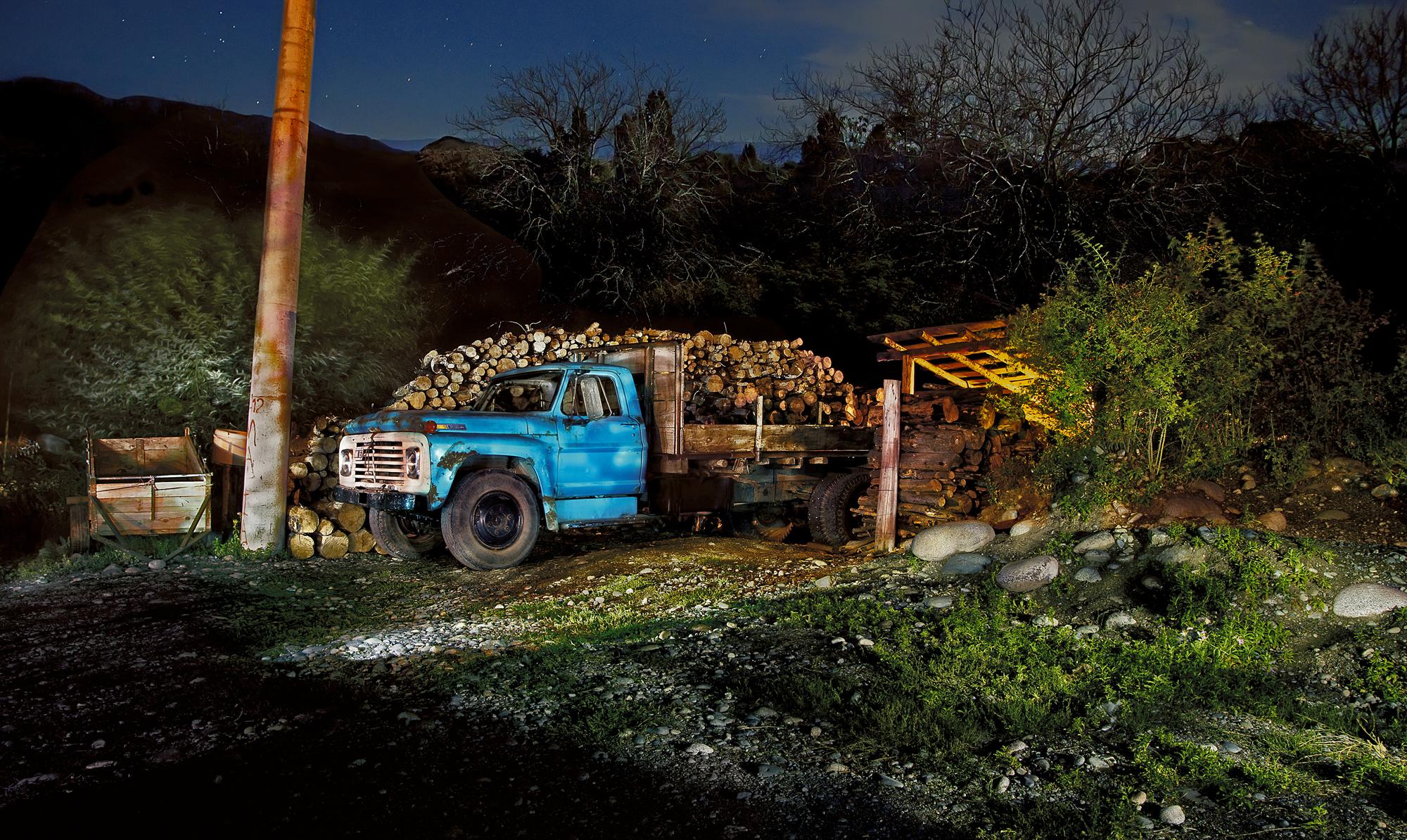 ForAs – Camion del leñero
