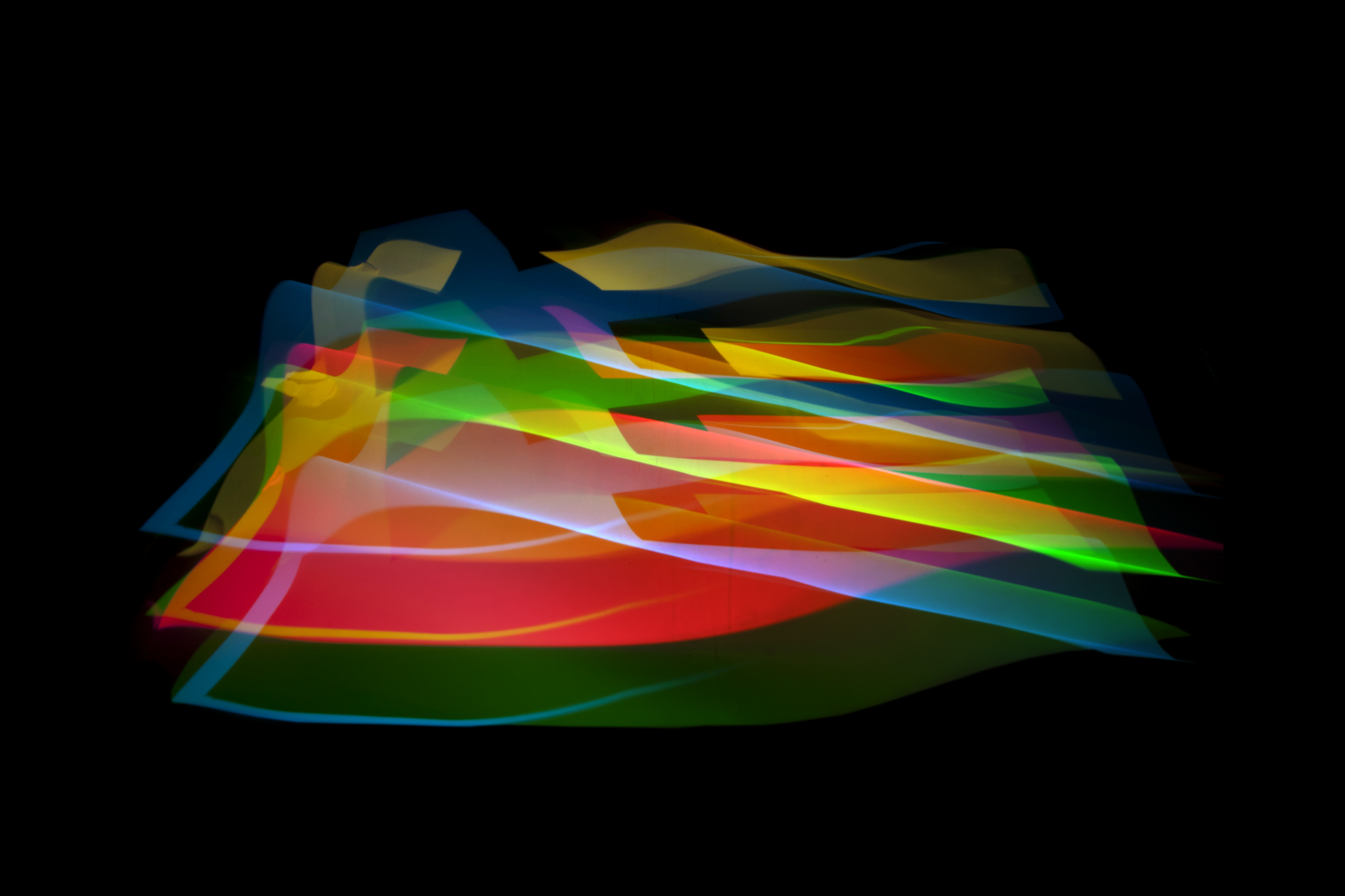 Forms of lights/Formas de luz