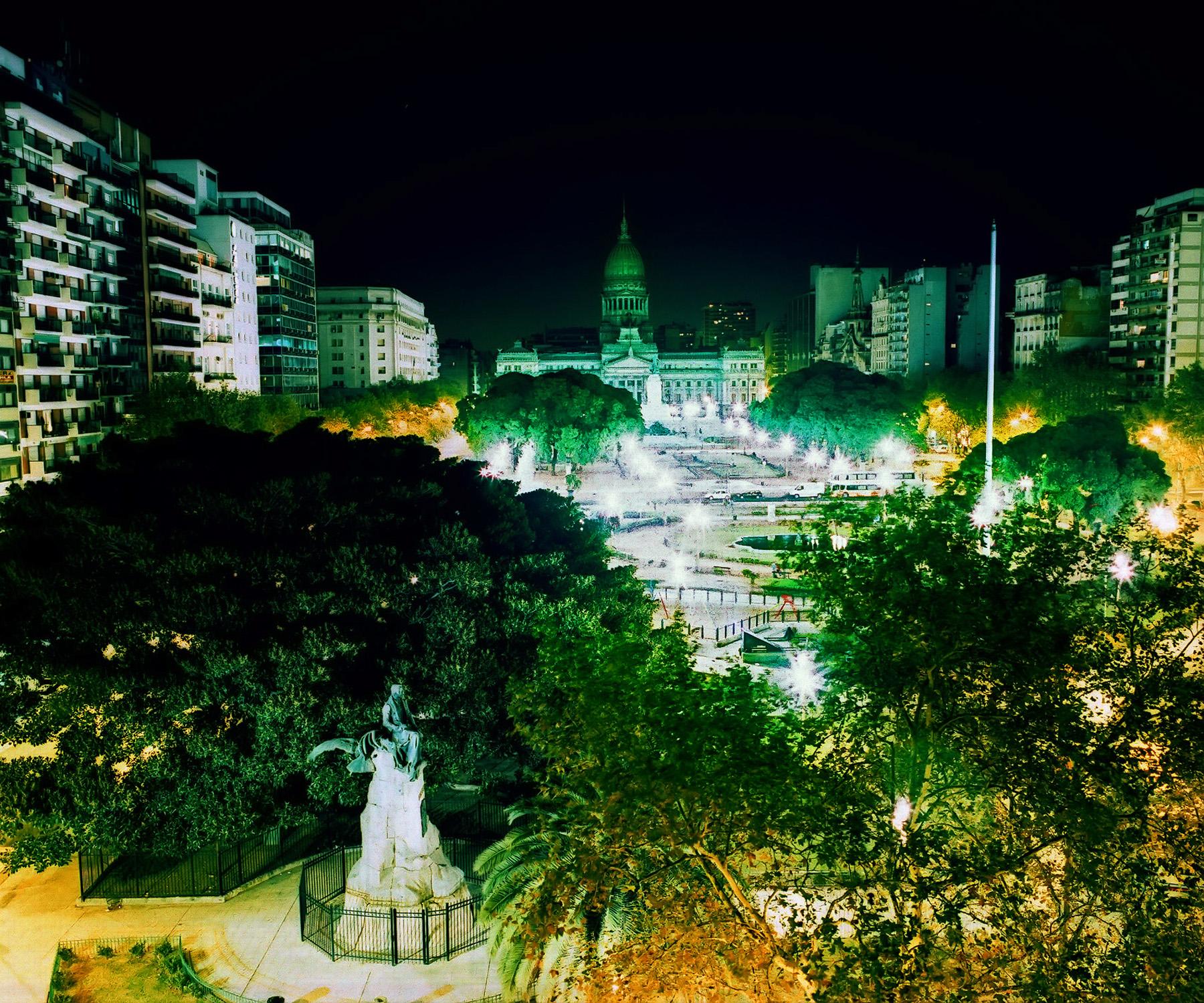 La luz argentina